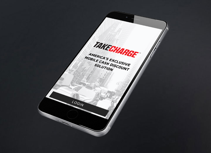 Take Charge on Mobile Device